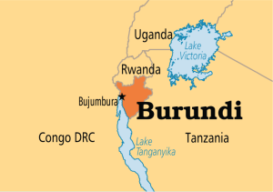 Burundi-on-map